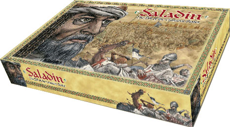 Saladin - the game